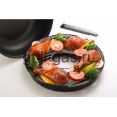 Сковорода Гриль Газ с антипригарным покрытием (Тайвань)D503
