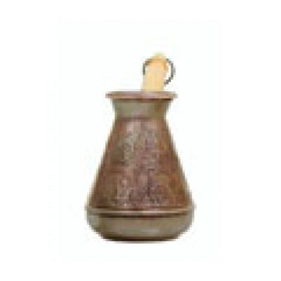 Кофеварка медная 0,2 л, КО-2602