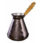 """Кофеварка медная """"Египет"""" 0,7 л"""