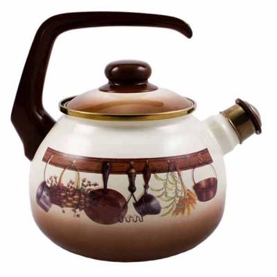 2298/Чайник со свистком 2,5 л/Кухня